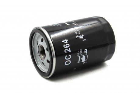 OC264 MAHLE ORIGINAL Фильтр масляный