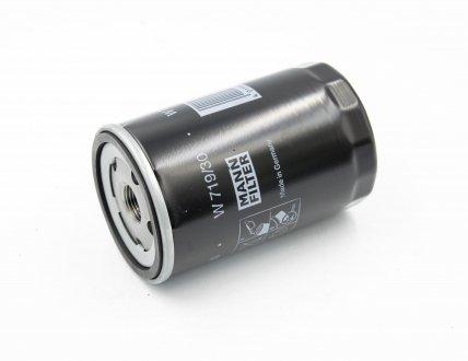 W719/30 MANN-FILTER Фильтр масляный