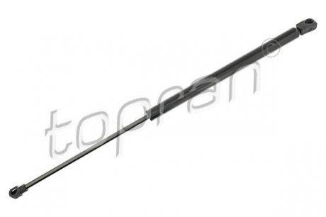 109902 Topran Пружина газова (амортизатор кришки багажника)